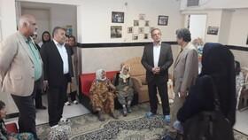 کردستان|حضور و بازدید مدیران معاونت توانبخشی سازمان بهزیستی کشور از مراکز شبانه روزی استان کردستان