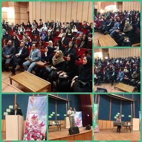 البرز | نظرآباد | همایش پیوند آسمانی در شهرستان نظرآباد برگزار شد