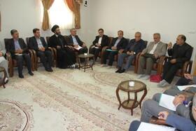 اردبیل ا افتتاح شعبه بنیاد خیریه بخشش ( شنوایی بخشی شفاء )در استان اردبیل