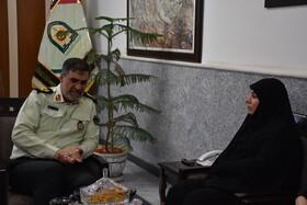 تعامل مناسب بهزیستی و نیروی انتظامی برای کاهش آسیب های اجتماعی در استان کرمانشاه
