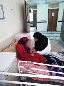 خوزستان| گزارش بهزیستی خوزستان در خصوص رسیدگی به سالمند رها شده