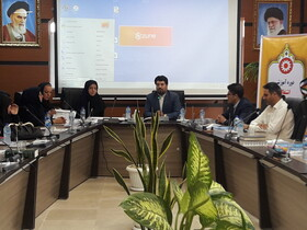 تهران| قدس |برگزاری دوره آموزشی اشتغال افراد دارای معلولیت در بهزیستی شهرستان قدس