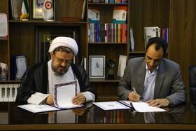 بهزیستی و اوقاف و امور خیریه یزد تفاهم نامه همکاری امضاء کردند