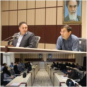 گلستان| جلسه هم اندیشی معاونت توانبخشی با مدیران مراکز و مجتمع های غیر دولتی