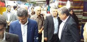 گلستان | افتتاح نمایشگاه توانمندی های سمن ها و سازمانهای مردم نهاد استان در گرگان