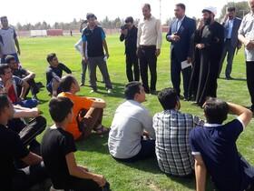 کرمان|برگزاری سومین جشنواره فرهنگی ورزشی ناشنوایان ( یادواره شهید مولا) و شهداء در شهربابک