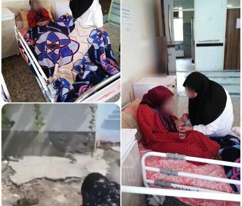 خوزستان| گزارش بهزیستی در خصوص رسیدگی به سالمند رها شده درب منزل