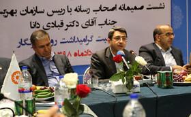 تهران| زبان گویای افرادی باشید که صدای آنها به جایی نمیرسد/ خبرنگاران چشم و گوش بهزیستی هستند