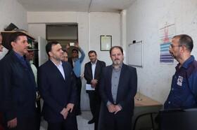 آذربایجان غربی| بازدید معاون ستاد مبارزه با مواد مخدر از مرکز نگهداری از معتادین در ارومیه