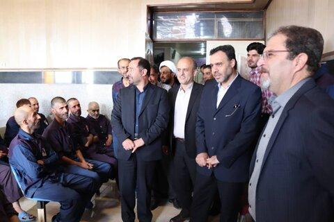 آذربایجان غربی  بازدید معاون ستاد مبارزه با مواد مخدر از مرکز نگهداری از معتادین در ارومیه