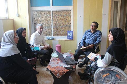بوشهر | ۸۹۸۲ نفر از افراد داری معلولیت در مناطق محروم استان بوشهر تحت پوشش برنامه CBR قرار گرفتند