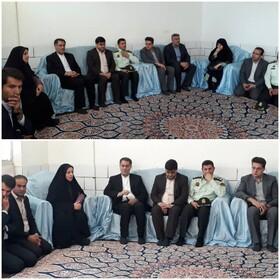چهارمحال وبختیاری | استاندار و اعضای شورای هماهنگی مبارزه با مواد مخدر از کمپ ترک اعتیاد زنان بازدید کردند