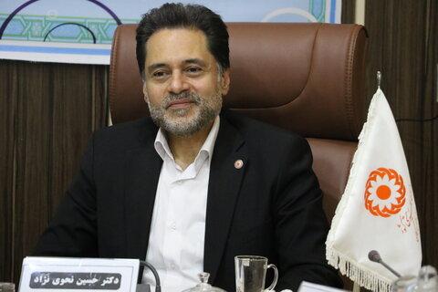 گیلان | پیام تبریک دکتر حسین نحوی نژاد به مناسبت سالروز ورود آزادگان به میهن اسلامی