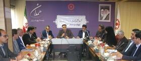 همدان|نشست مشترک بهزیستی استان با بانک های عامل