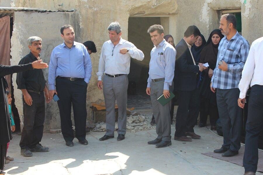 خوزستان| صد میلیون ریال کمک بلا عوض به هر خانوار تحت پوشش در مناطق زلزله زده مسجدسلیمان پرداخت می شود