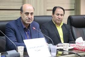 کرمان دومین گردهمایی رابطین حراست ادارات بهزیستی استان کرمان برگزار شد