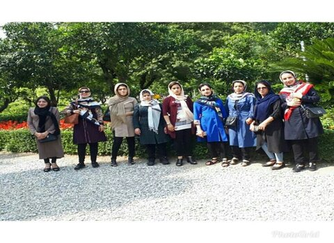 کردستان |برگزاری دو دوره اردوی بانوان تحت پوشش بهزیستی کامیاران