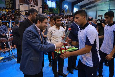 چهاردهمین جشنواره  فرهنگی ورزشی فرزندان مهر