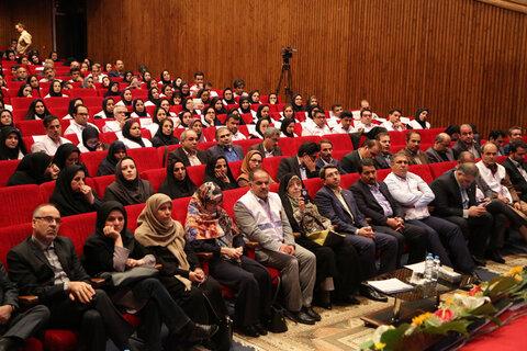 همایش تقدیر از کارشناسان  اورژانس اجتماعی