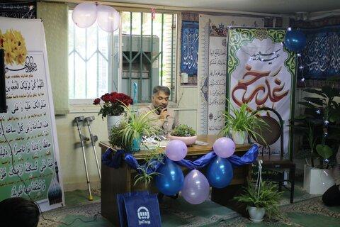 گزارش تصویری| جشن عید ولایت حضرت علی (ع) و تجلیل از سادات بهزیستی استان البرز برگزار شد