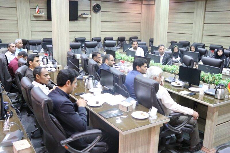 کرمان|دومین گردهمایی رابطین حراست ادارات بهزیستی استان کرمان برگزار شد