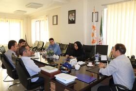 آذربایجان غربی| برگزاری جلسه هماهنگی برنامه های هفته دولت در بهزیستی آذربایجان غربی