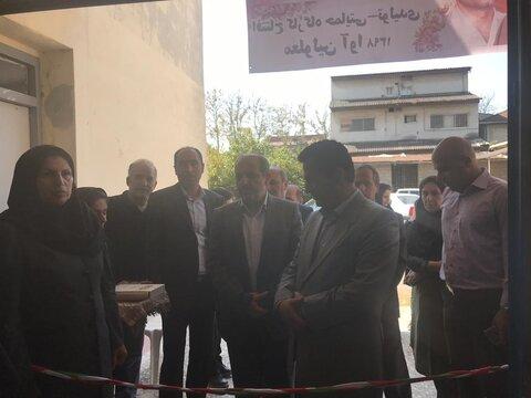 گیلان | افتتاح کارگاه حمایتی تولیدی آوا به مناسبت هفته دولت در لاهیجان