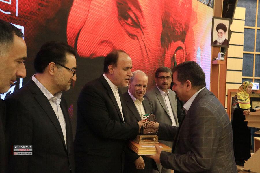 همدان   اداره کل بهزیستی استان؛ دستگاه برتر در جشنواره شهید رجایی برای دومین سال متوالی
