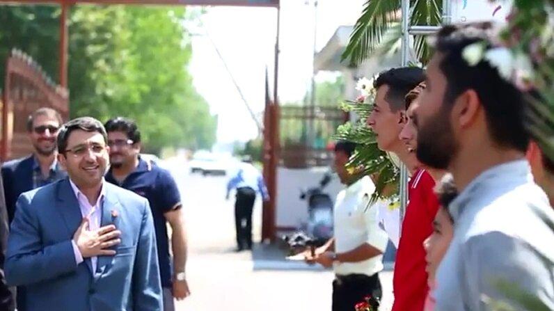 فیلم ا مستند چهاردهمین جشنواره فرهنگی، ورزشی فرزندان مهر دوره پسران