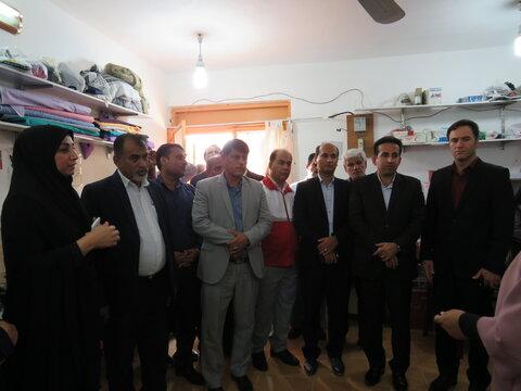 بوشهر | تنگستان | گروه همیار حرکتی جهت توانمند سازی و مشارکت زنان سرپرست خانوار