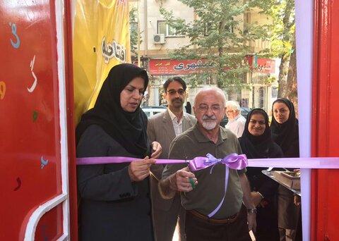 گیلان | افتتاح مهدکودک نگار به مناسبت هفته دولت در لاهیجان