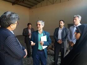 کرمانشاه| بازدید معاون توسعه پیشگیری سازمان بهزیستی کشور از مرکز اجتماع درمانمدار TC «پَر پرواز»