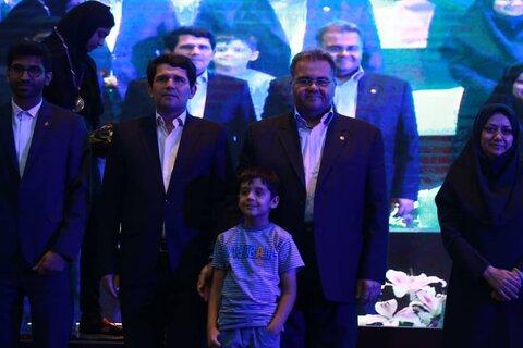 گزارش تصویری  تجلیل از قهرمانان چهاردهمین دوره فرهنگی_ورزشی فرزندان مهر در بابلسر