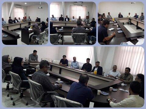 کردستان |برگزاری جلسه کمیته تخصصی آموزشی شورای ساماندهی سالمندان در بهزیستی مریـوان