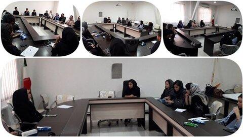 کردستان |آموزش پیشگیری از آسیب های اجتماعی ویژه بهورزان بخش کرفتو دیواندره
