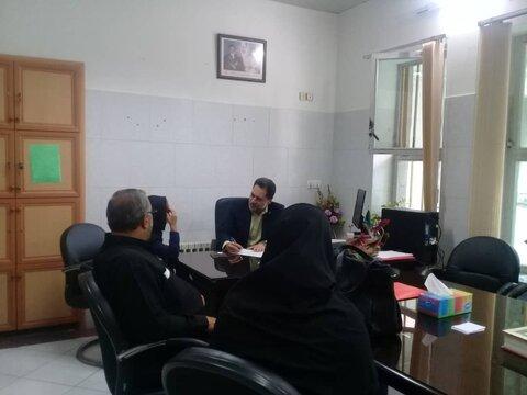گیلان | ملاقات عمومی مدیرکل بهزیستی گیلان با مددجویان و توانخواهان