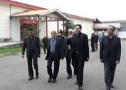گیلان   بازدید دکتر حسین نحوی نژاد از آسایشگاه سالمندان شرق گیلان