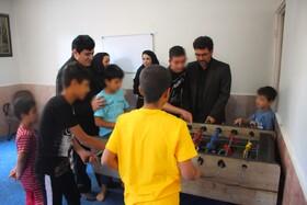 البرز|گزارش تصویری|بازدید مدیرکل بهزیستی استان از ۴ مرکز کنترل و کاهش آسیب اجتماعی استان