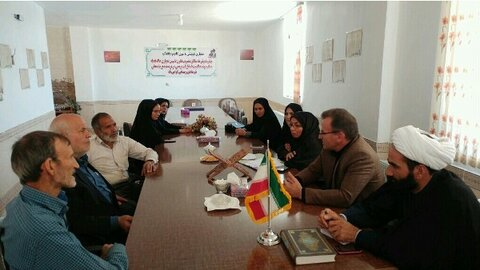 اصفهان| بوئین میاندشت| توانمندسازی معلولان با ایجاد اشتغال پایدار