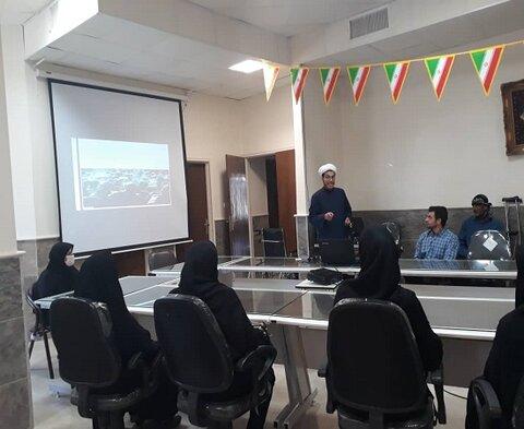 کردستان | بیجار | برگزاری کارگاه آموزشی احکام و مراسم مذهبی ویژه ناشنوایان در شهرستان بیجار