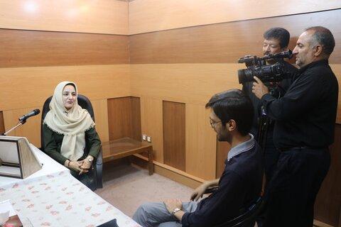 کرمان|589 عنوان کتاب توسط استودیوی بهزیستی استان کرمان به فایل صوتی تبدیل شده است