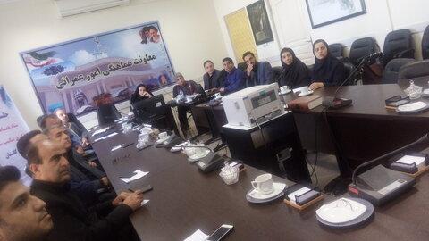 گلستان |دومین جلسه ستاد هماهنگی و پیگیری مناسب سازی استان
