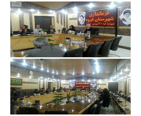 برگزاری دومین جلسه شورای ساماندهی سالمندان شهرستان قروه