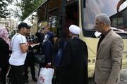 اعزام ۹۰ نفر از ناشنوایان بهزیستی گیلان به اردوی زیارتی مشهد مقدس