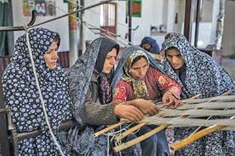 اشتغال زنان روستایی ایلام با اجرای طرح خدمات مالی خرد