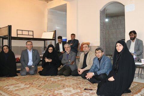 عکس: حمید رضا شمعی، فاطمه رضائیان و رسول زارع