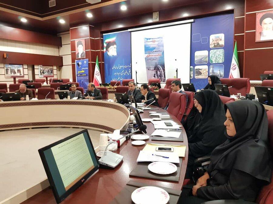 دبیرخانه مناسب سازی استان زنجان حائز رتبه دو کشوری شد