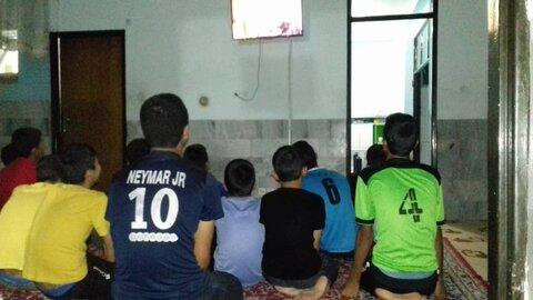 شور و هیجان شهرآورد 90 در مراکز شبه خانواده کودکان و نوجوانان خراسان جنوبی