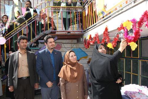 زنگ مهر در مهدهای کودک بهزیستی استان مرکزی  نواخته شد