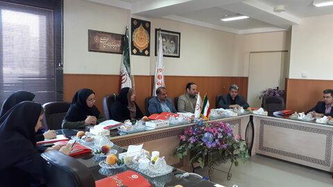 نشست مدیران روابط عمومی شورای رفاه